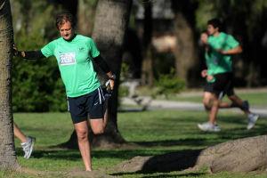 El 65 % de los argentinos dice tener una vida activa, pero el 49 % no hace actividad física
