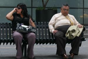 El 60 % de los mexicanos no realiza actividad física por falta de tiempo