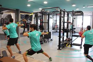 Synergym inaugura en mayo su cuarto gimnasio en Málaga, España.