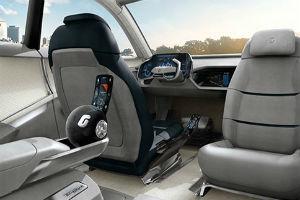 Audi y Technogym lanzan Gea, un automóvil que permite entrenar en su interior