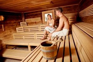 Usar el sauna alarga la vida