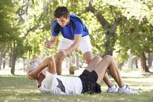 Crece la demanda de entrenadores personales en España