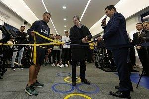 Impact Fitness equipó al Club Atlético Boca Juniors