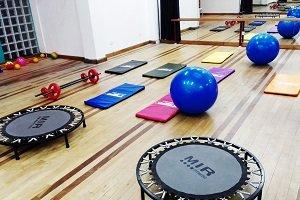 El gimnasio CoolFit abrió en Caballito
