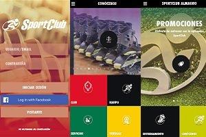 TraininGym desarrolló una app para Sport Club