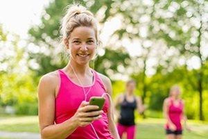 A través de los celulares se analizan los hábitos de actividad física