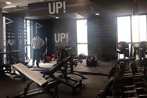 Infinit Fitness lanzó el espacio boutique UP!