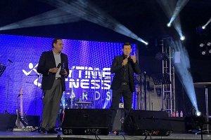 Se realizó la Conferencia Anual de Anytime Fitness