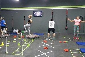 En Misiones se puso en marcha el gimnasio C-Fitness