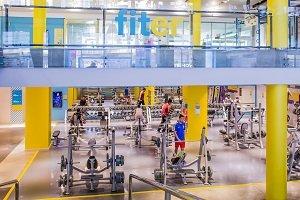 Fiter proyecta cerrar el año con 6 gimnasios