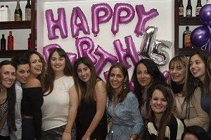 Embarazo Activo festejó sus 15 años