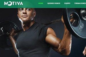 Motiva Formación de Mendoza estrena web
