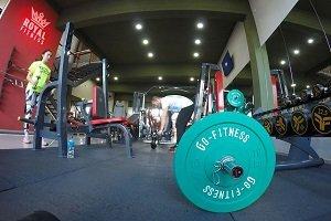 En Berazategui se instaló el gimnasio Royal Fitness