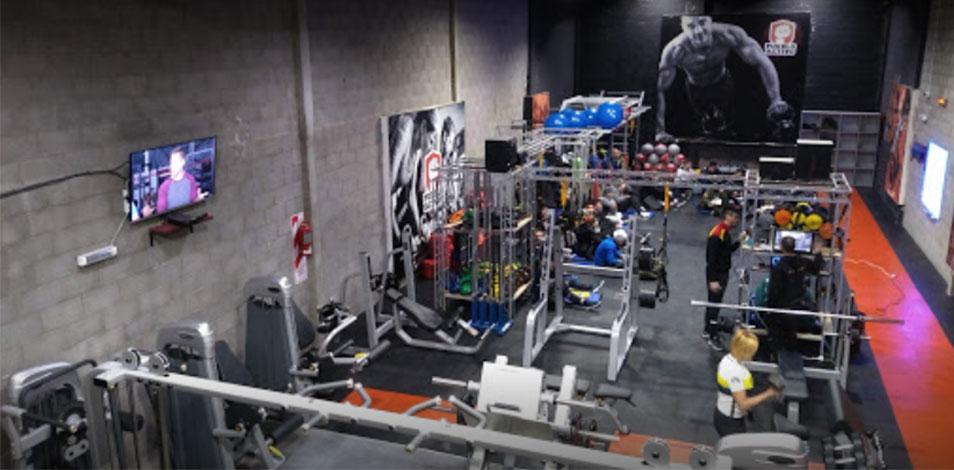 Inauguró en San Miguel el gimnasio Pueblo Activo