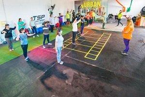 URBAN prepara su segundo gimnasio en Chilecito