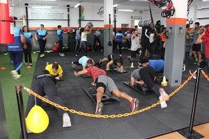 Active Functional Training se pone en marcha en Ushuaia