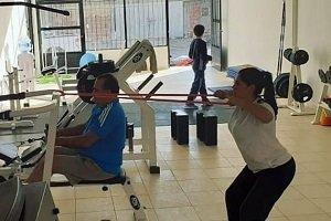 El gimnasio Motus mudó sus instalaciones en Santiago del Estero