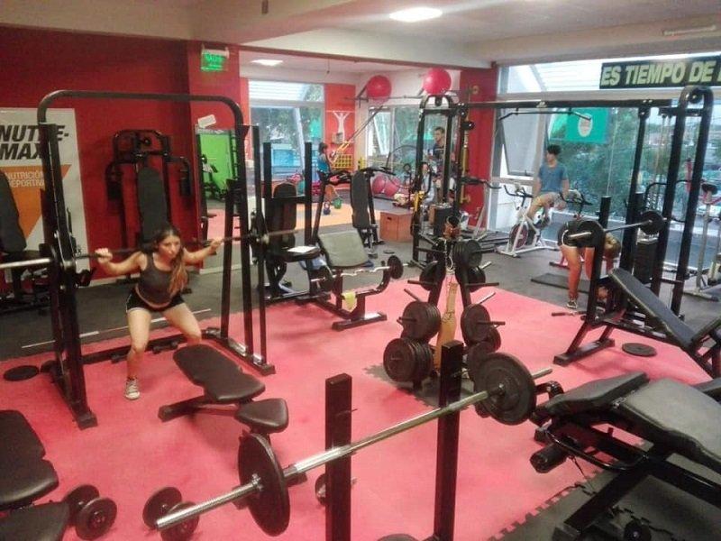 El gimnasio Chronos Fit de Mendoza amplió sus instalaciones