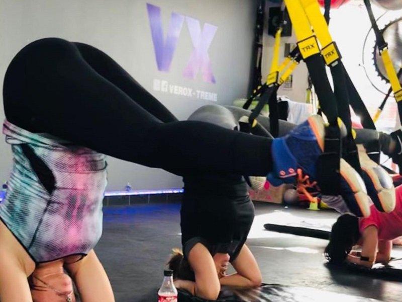 El gimnasio Vero X-Treme de Tierra del Fuego incorporó la licencia de TRX