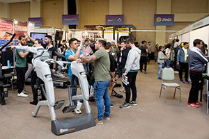 Mercado Fitness hizo su décima edición en Córdoba