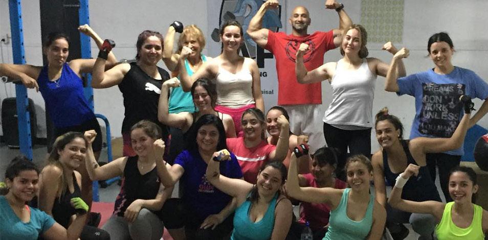 AF Training Gym mudó sus instalaciones en La Banda