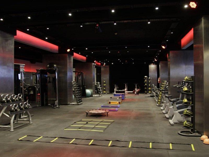 La sede Centro de SportClub Mujer lanzó Lady Funcional