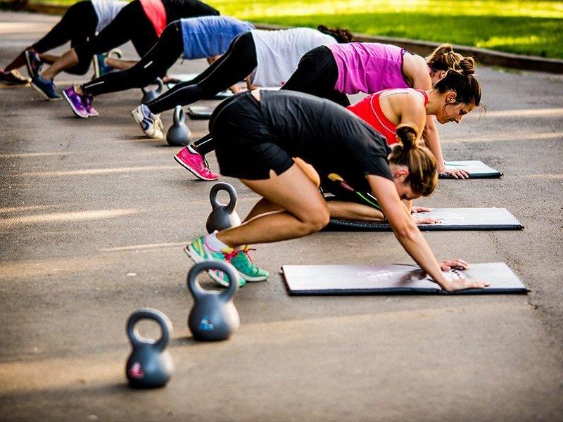 Más montevideanos eligen hacer actividad física