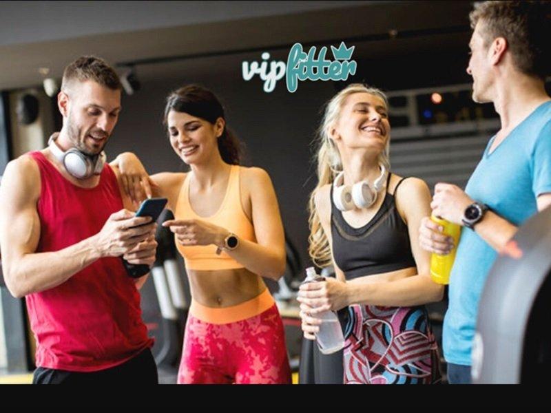 Nace VIPFitter una app que conecta usuarios con entrenadores y nutricionistas