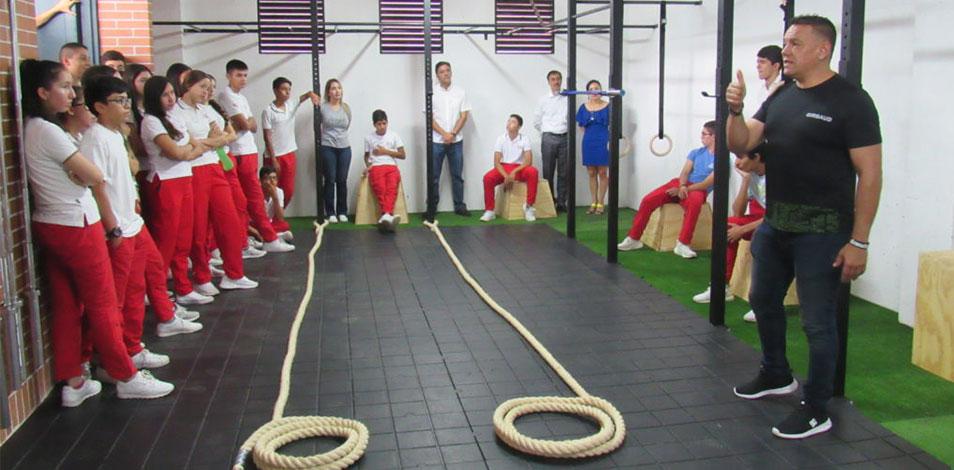 Proponen aumentar las horas de educación física en colegios mendocinos