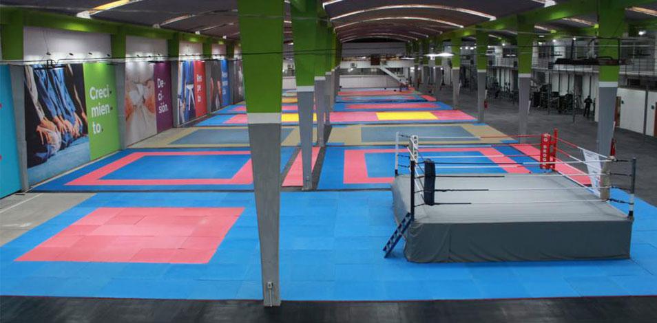 Se inauguró en Uruguay el Centro de Entrenamiento de Deportes de Combate