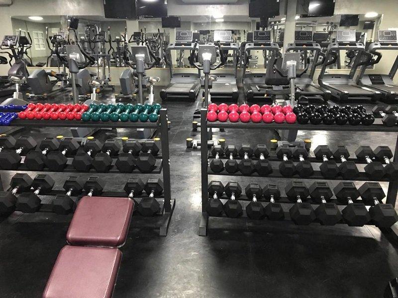Se inauguró Salud Fitness Club en Chaco