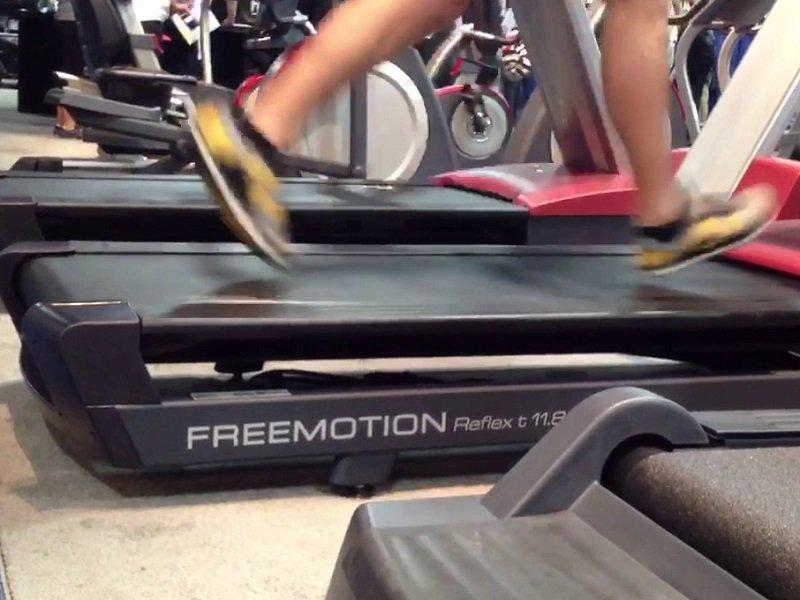 Según estudio, las cintas Freemotion Reflex reducen 29% el impacto
