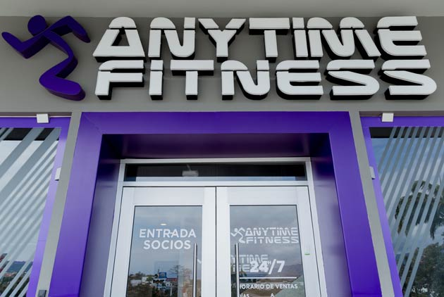 En 2020, Anytime Fitness pretende abrir 30 nuevos gimnasios en México