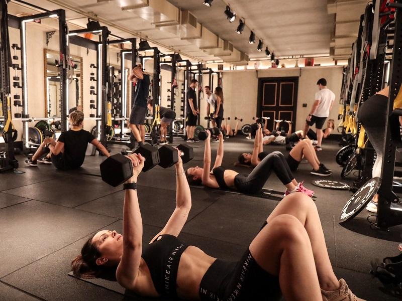 Bio Ritmo abrió Tonus Gym, su cuarto micro-gimnasio
