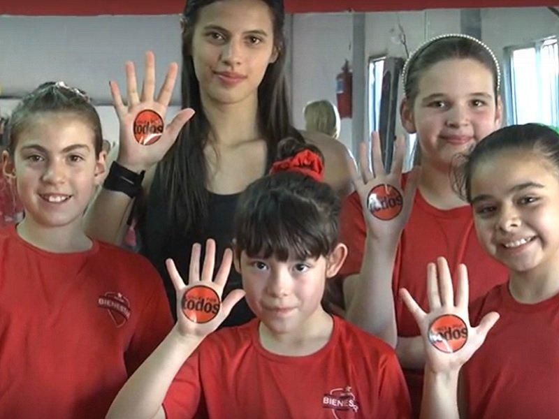 Cardio Gym se suma a la colecta solidaria «Once por Todos»