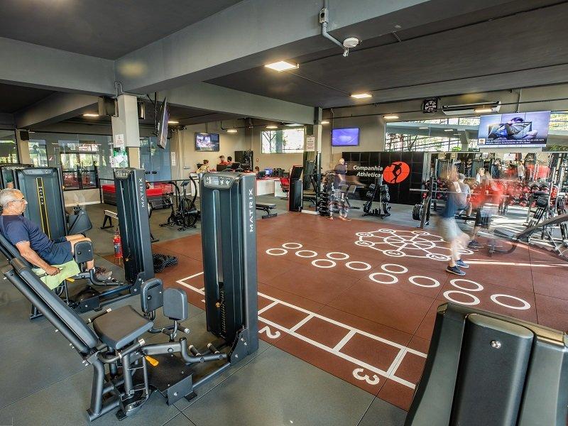 Cia. Athletica abrió su segunda sede en Campinas, Brasil