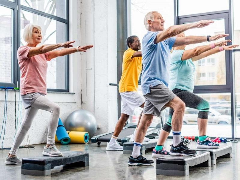 El ejercicio físico retarda el envejecimiento cognitivo