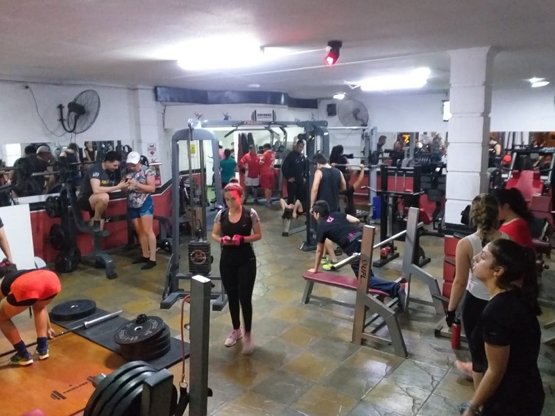El gimnasio ENFORMA, de Tucumán, realizó mejoras en sus instalaciones