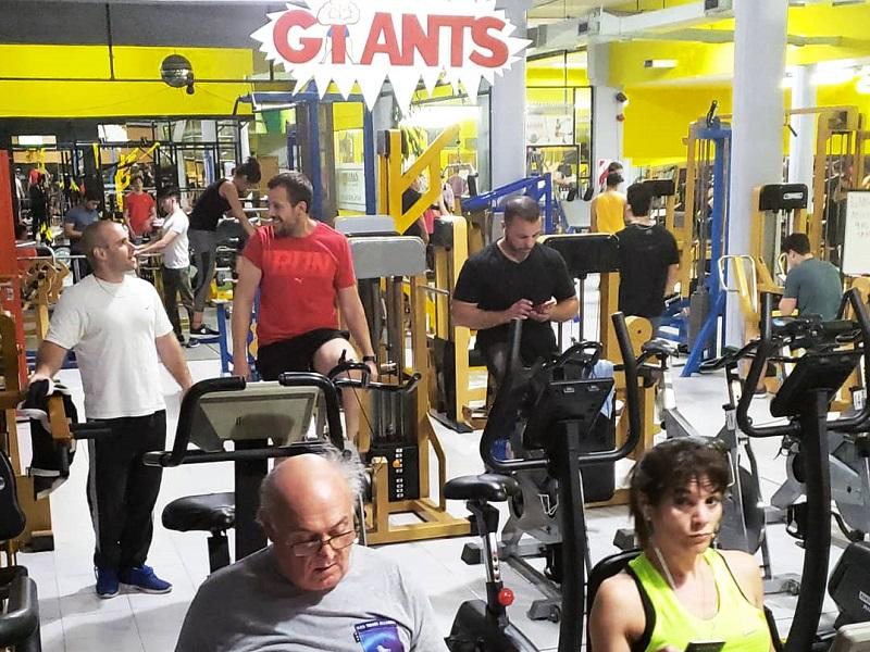 En 2020, el gimnasio Giants de Trelew mudará sus instalaciones
