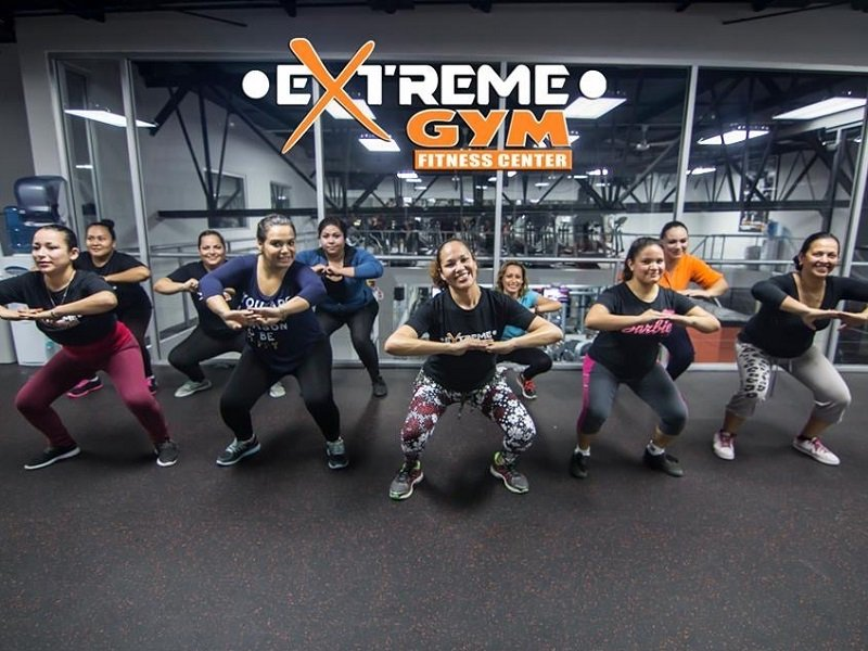 Extreme Gym Fitness inauguró nueva sede en Mexicali