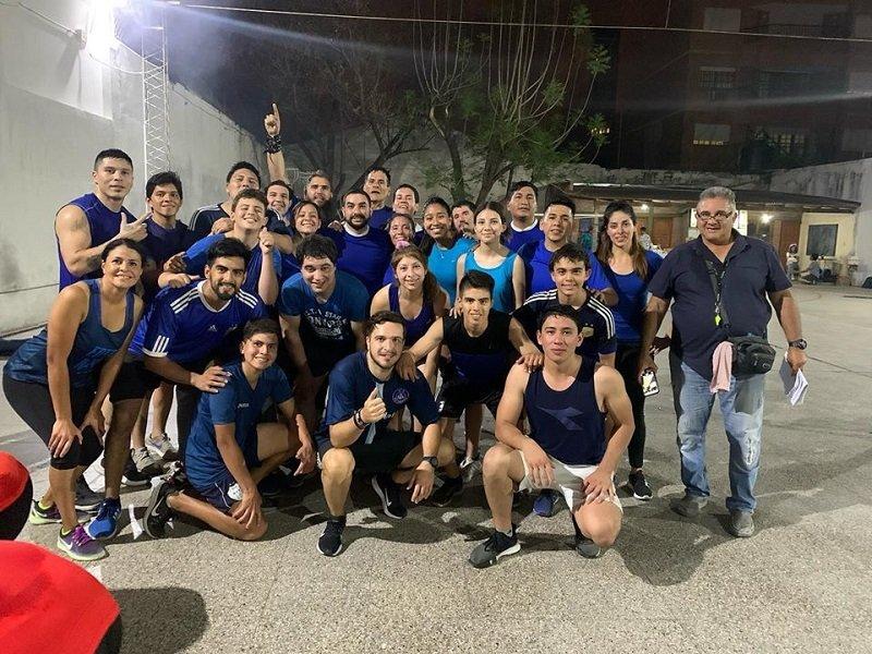 Full Center Gym, de Salta, organizó una cruzada solidaria