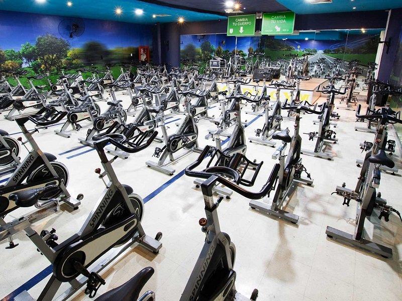 Gold's Gym ofrece servicios a empresas con Gold's Biking Corp