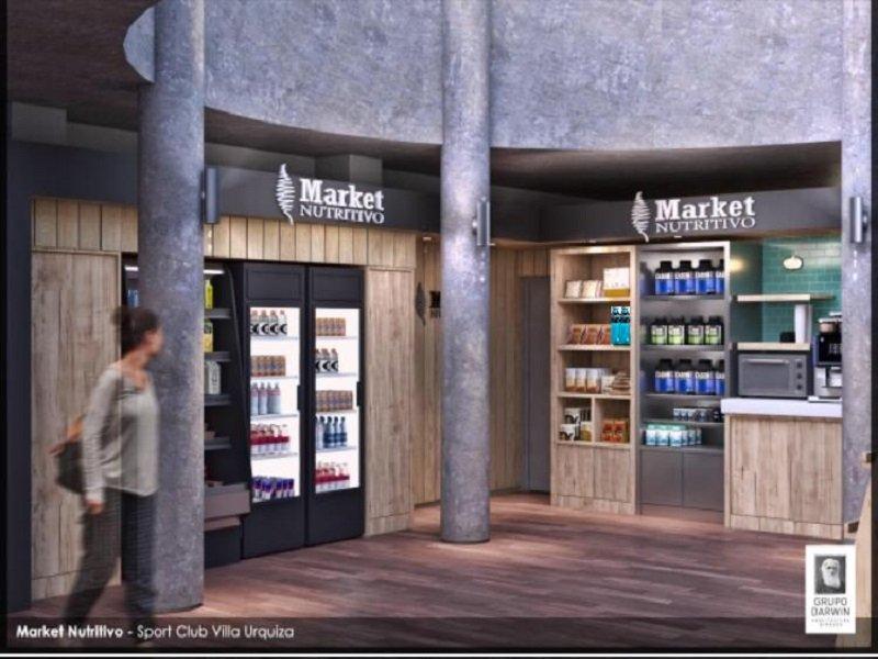 Hoy abre la segunda tienda de Market Nutritivo en Sport Club