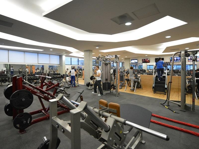 Los Family Fitness de Nelson Vargas renovaron su equipamiento
