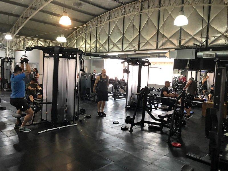 Open Park Club re-equipó su sede de San Justo