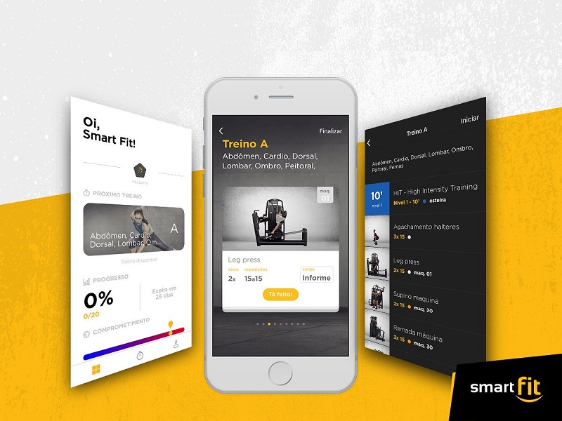 Smart Fit apuesta a lasappspara mejorar la experiencia de sus usuarios