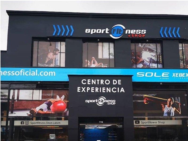 Sportfitness abrió su primer Centro de Experiencia en Bogotá