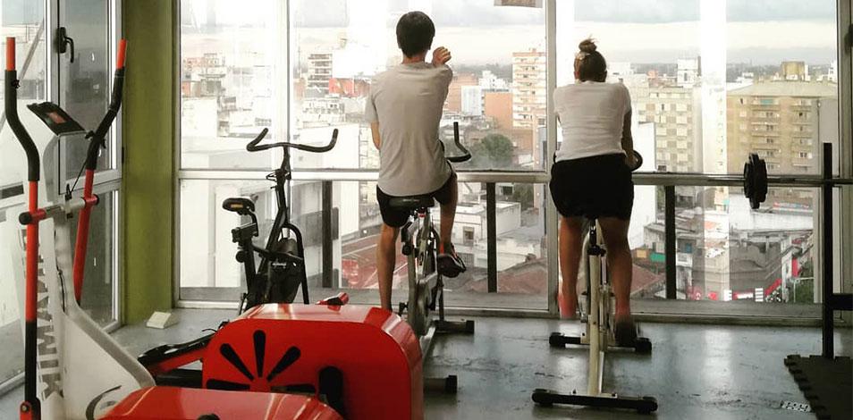 Uno Fitness propone el desafío «Dar vuelta tu mundo en 80 días»