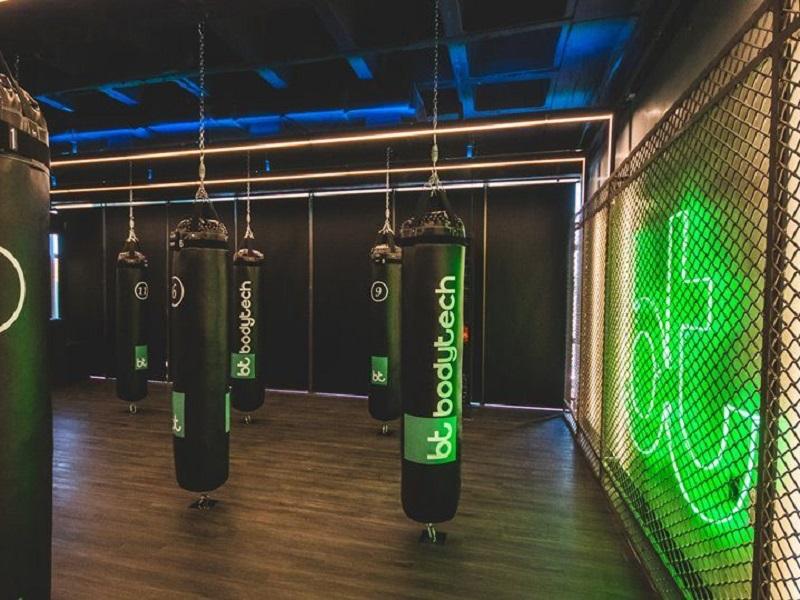Bodytech, de Brasil, estrena un Box Studio en una de sus 102 sedes