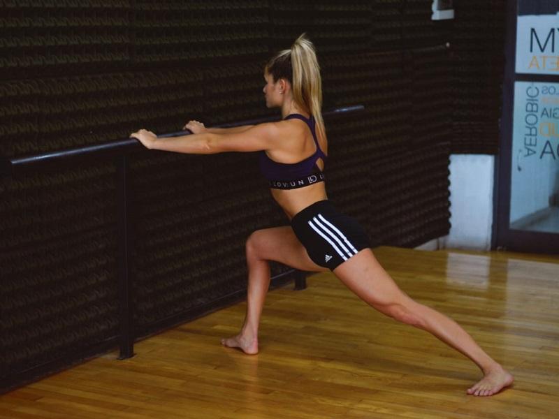 Compact Gym Fitness Center brindará un curso de Cardio Bar